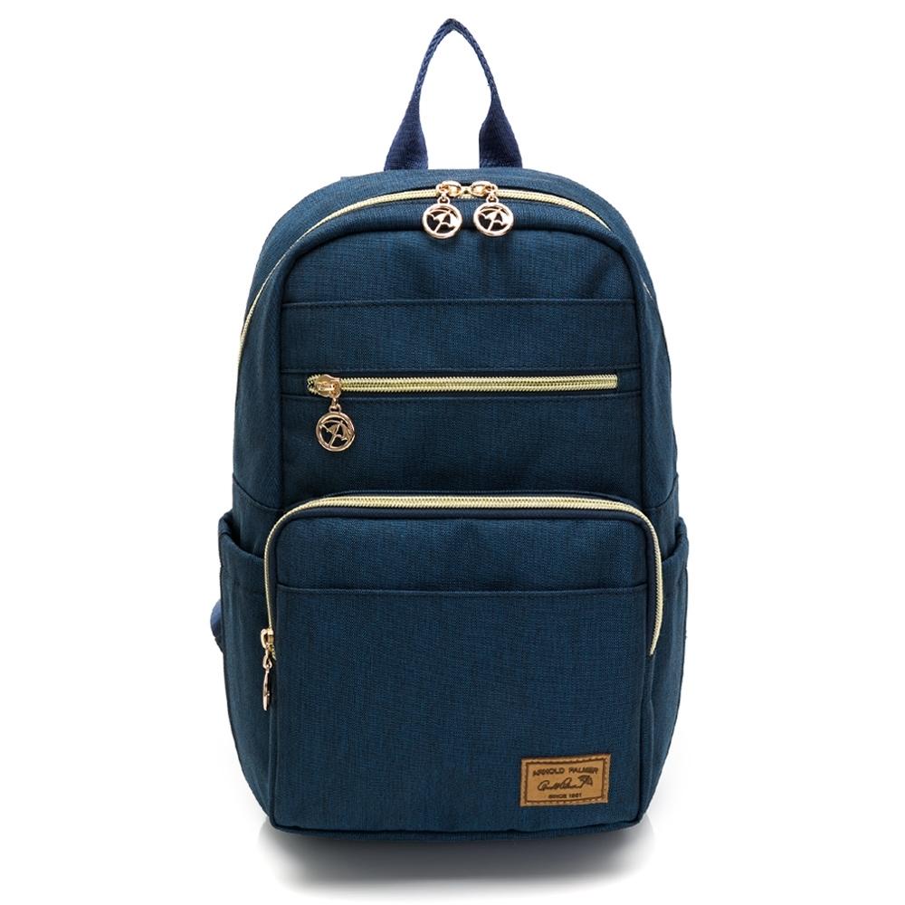 Arnold Palmer- 後背包 年輕滌綸系列-藍色