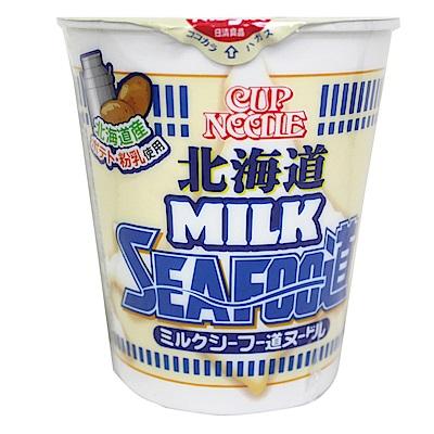 日清 北海道牛奶海鮮杯麵(79g)