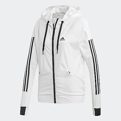 adidas 專業運動連帽外套 女 BK7676