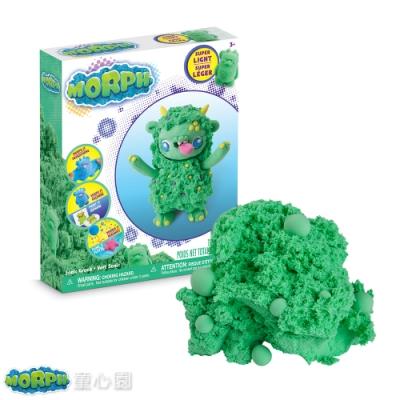 瑞典MORPH 魔塑黏土-綠L(3Y+)
