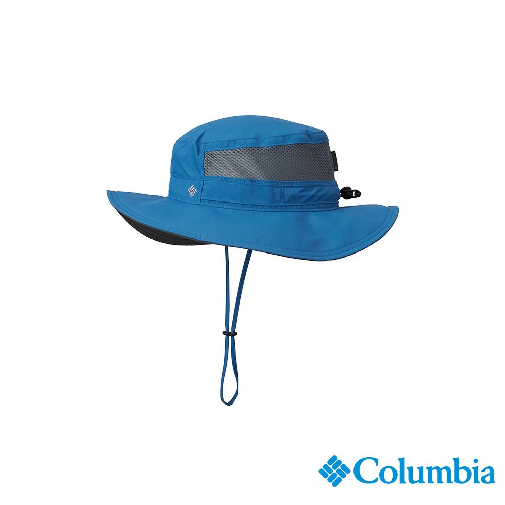 Columbia 哥倫比亞 中性-UPF50快排遮陽帽-深藍 UCU91070NYFDS