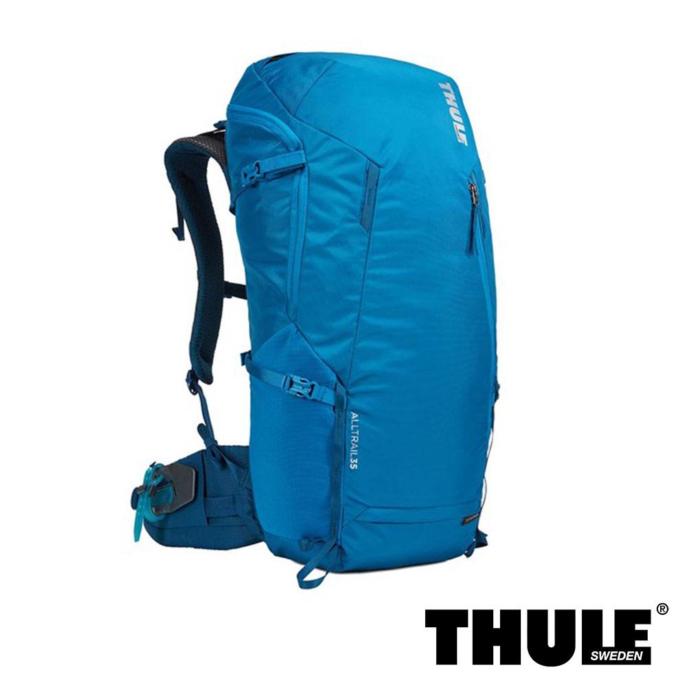 Thule AllTrail 35L Men 多功能男用登山包 - 藍