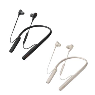 [無卡分期12期]SONY 智慧降噪無線藍牙頸掛 WI-1000XM2 (公司貨)