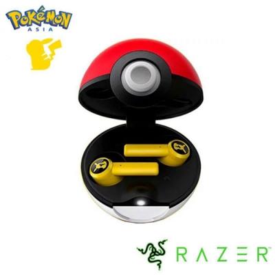 Razer Pokémon 寶可夢皮卡丘限定款 真無線耳機