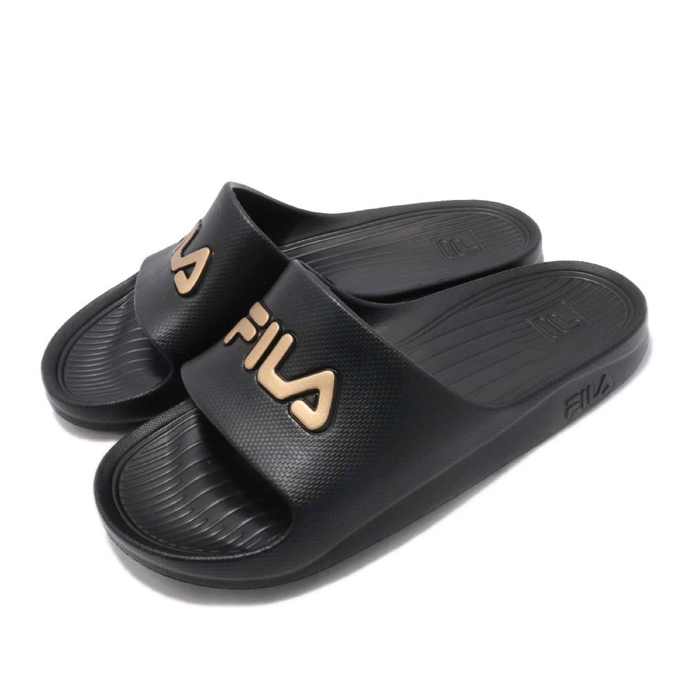 Fila 涼拖鞋 4S355T009 套腳 男女鞋
