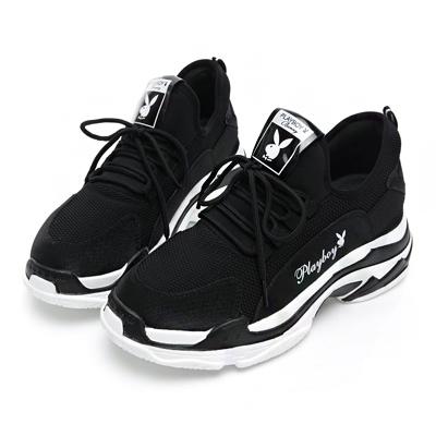 PLAYBOY Original兔兔老爹鞋 黑 Y5268CC