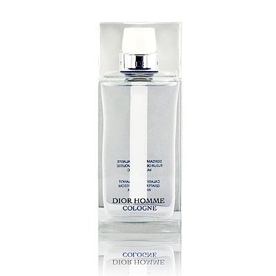 (即期品)Dior 迪奧 HOMME COLOGNE清新淡香水125ml (Tester)
