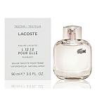 Lacoste Elle Elegant 優雅迷人淡香水 90ml Tester 包裝