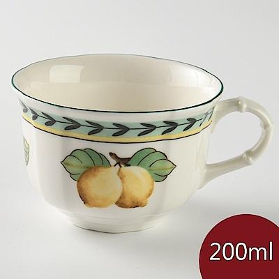 德國Villeroy&Boch唯寶 French Garden法國田園系列茶杯 200ml