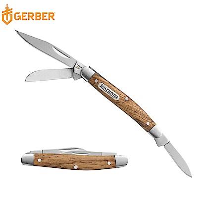 Gerber WINCHESTER Blister三刃口袋輕便折刀31-003434