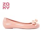 ZAXY POP MAGIC 蝴蝶結娃娃鞋-粉
