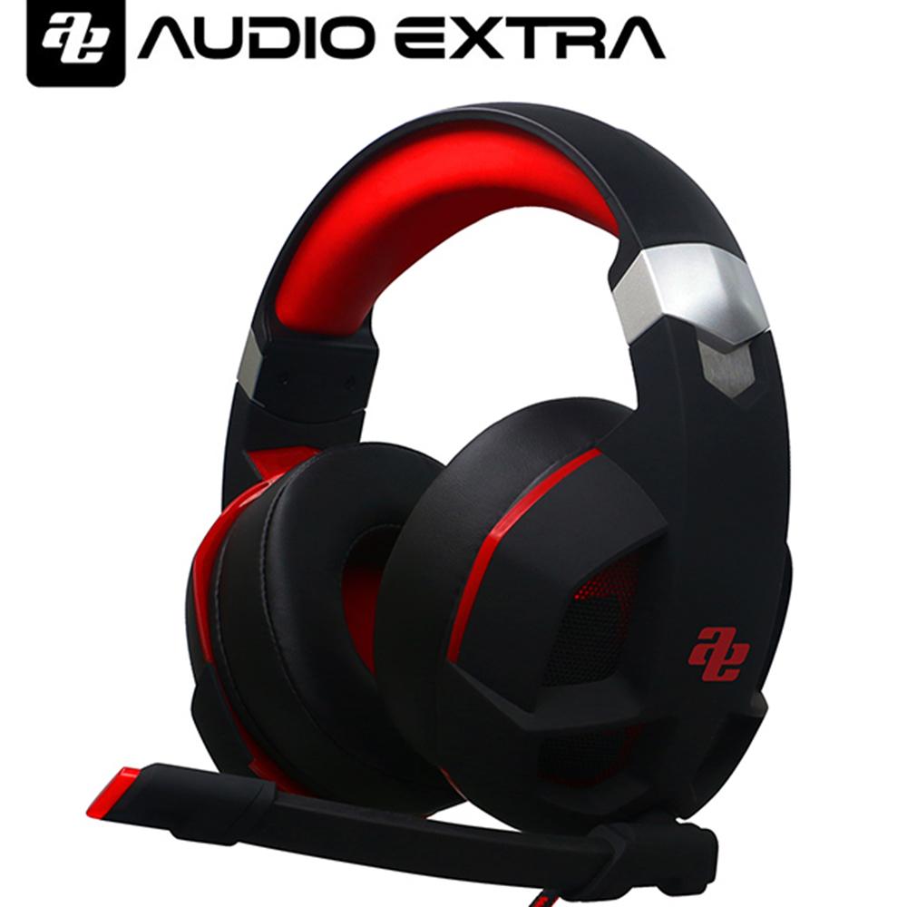 AUDIO EXTRA 7.1聲道實戰震動電競耳機 AE-GM10