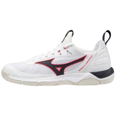 MIZUNO LUMINOUS 男排球鞋 白-V1GA182065