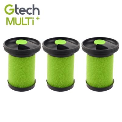 英國 Gtech 小綠 Multi Plus 原廠專用寵物版濾心(3入組)