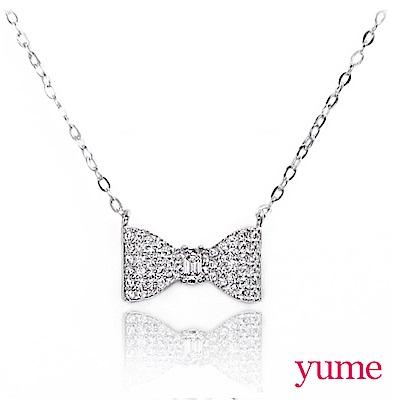YUME 鑽石結項鍊