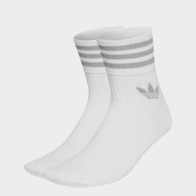 adidas 短筒襪2雙入 男/女 GU2383