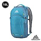 Gregory 18L NANO多功能休閒 登山背包 子午綠
