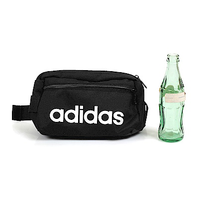 愛迪達 ADIDAS LINEAR CORE WAIST BAG 腰包 DT4827
