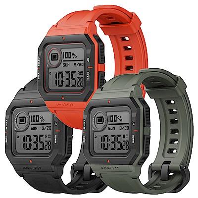 [時時樂限定] 華米Amazfit Neo經典黑智能手錶