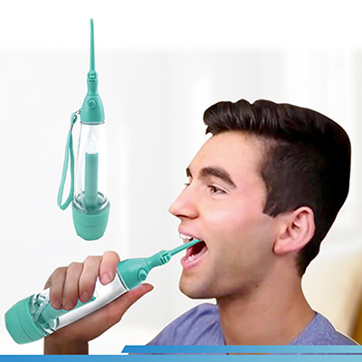【家適帝】專業級強力攜帶型沖牙器