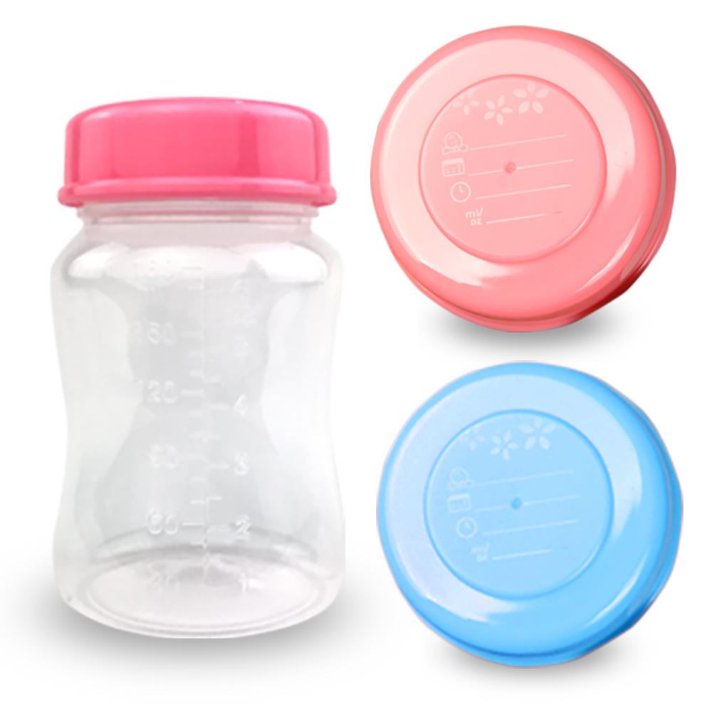 JoyNa寬口徑奶瓶防漏蓋 母乳保鮮奶瓶密封蓋-10入