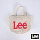 Lee Logo印花小型 手提袋 桃紅logo product thumbnail 1