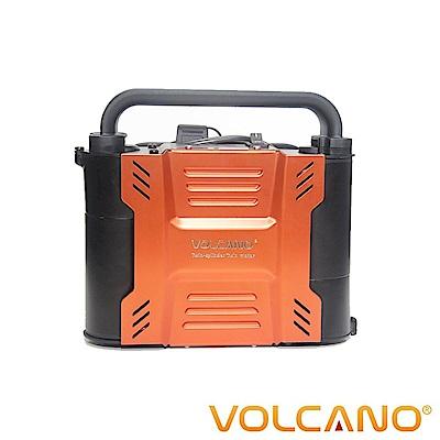 【VOLCANO】雙缸雙馬達悍馬電動打氣機K-100