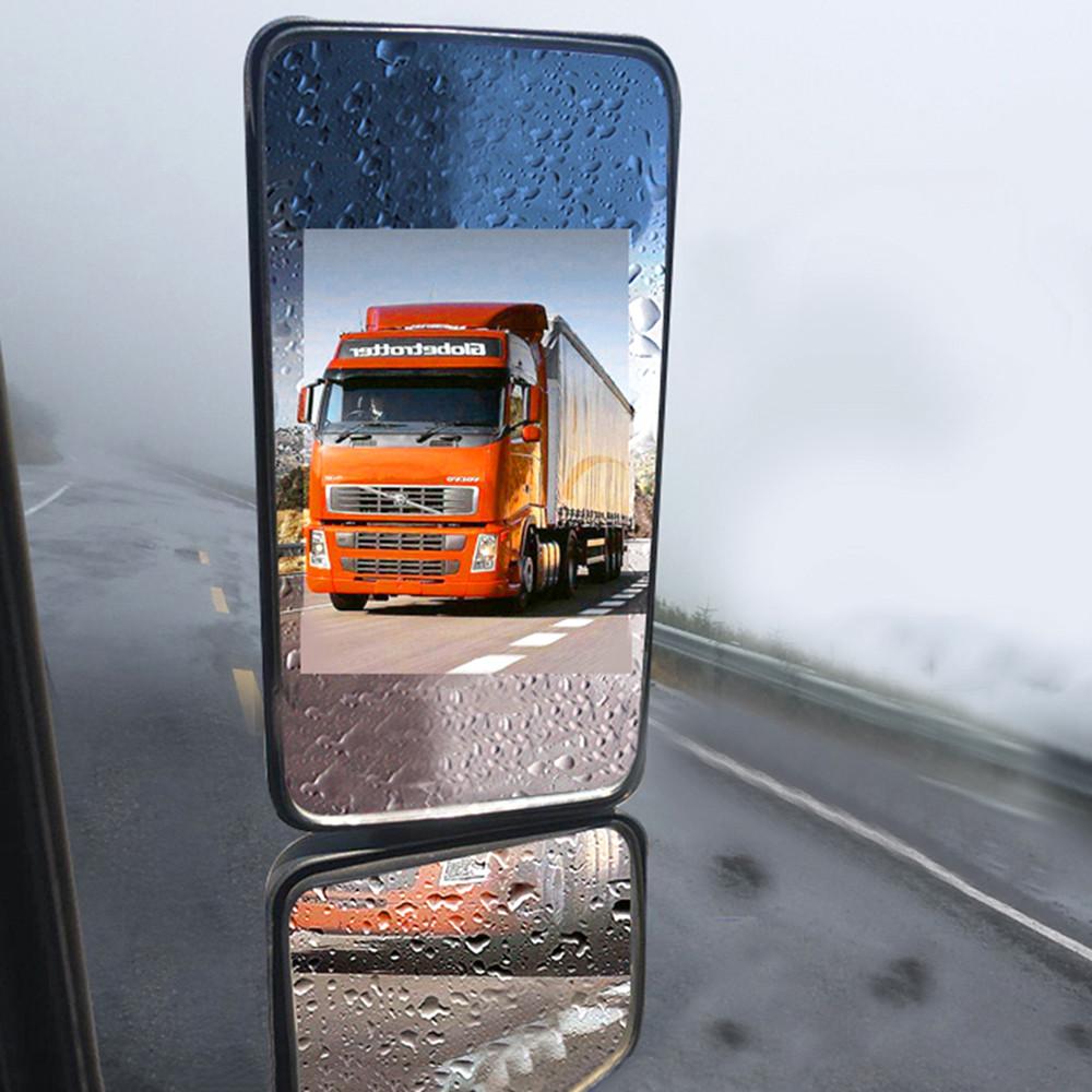 WIDE VIEW 大型車後視鏡防雨膜防霧膜-兩片裝 (RF-200)