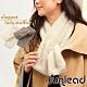 Sunlead 日系蓬鬆感刷毛保暖輕柔領巾/圍巾/脖圍 product thumbnail 1
