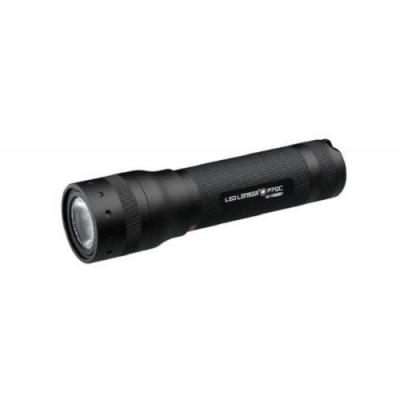 LED LENSER 專業系列 P7QC 四色調光手電筒 220流明