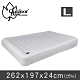 【Outdoorbase】頂級歡樂時光充氣床墊 Comfort PREM.系列(L)23830 product thumbnail 1
