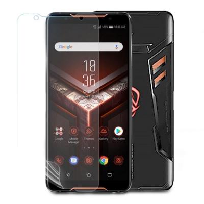 o-one大螢膜PROASUSROG Phone滿版全膠保護貼超跑包膜頂級原料犀牛皮