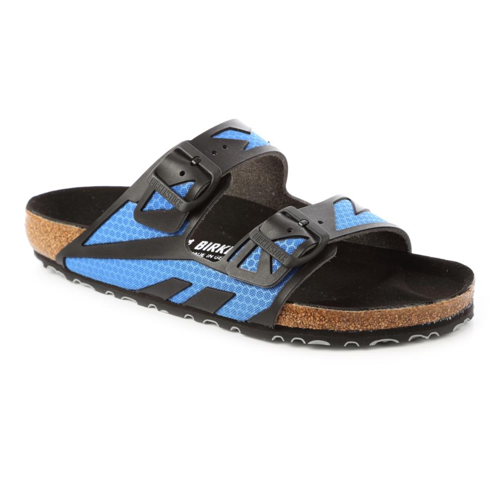 勃肯BIRKENSTOCK1009741。ARIZONA經典二條拖鞋(藍色)