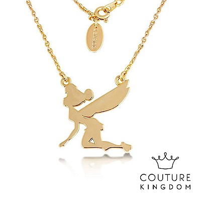 Disney Jewellery by Couture Kingdom 奇妙仙子叮叮金項鍊