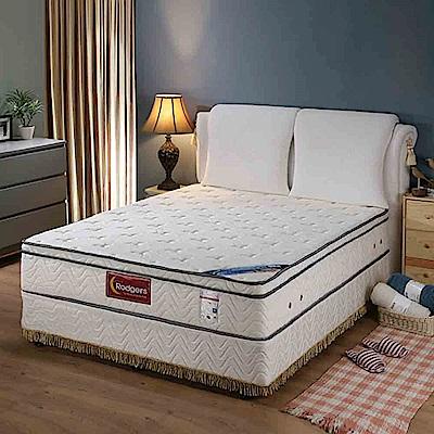 綠能615三線水冷膠獨立筒床墊-雙人加大6*6.2尺