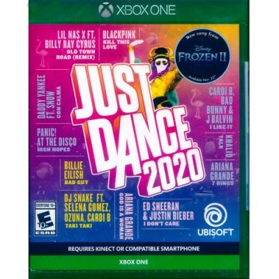 舞力全開 2020 Just Dance 2020 - XBOX ONE 中英文美版