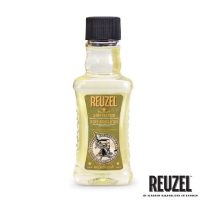 REUZEL Tea Tree 三合一茶樹全能全身洗潤保濕髮浴 100ml