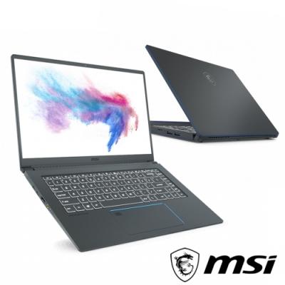MSI微星 Prestige 15-022 窄邊框創作者筆電(i7-10710U/32G)