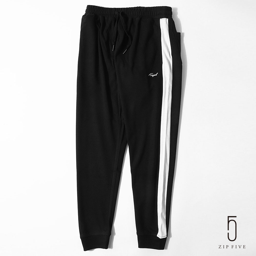 ZIP日本男裝 KANGOL 品牌刺繡運動褲(10色)