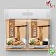 祥和蔬食 香醇麻醬拌麵1袋4入(61AH0002) product thumbnail 2