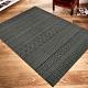 Ambience 比利時Hampton 平織地毯 #90003(133x195cm) product thumbnail 1