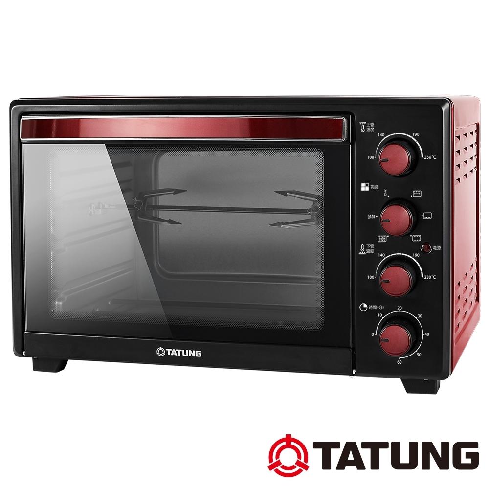 TATUNG大同 35公升雙溫控電烤箱(TOT-B3507A)