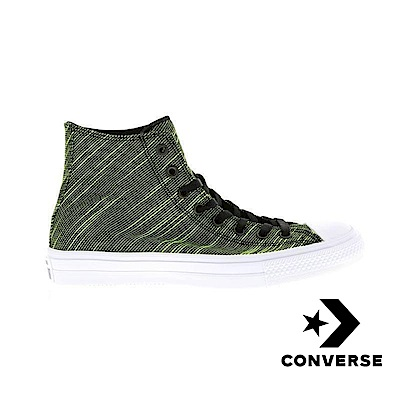 CONVERSE-All Star男女休閒鞋-綠