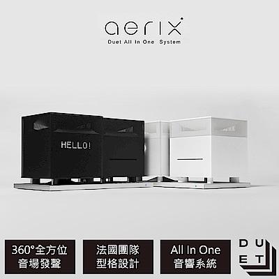 Aerix Duet All-In-One桌上型音響系統