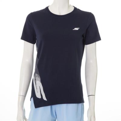 SKECHERS 女短袖衣-P220W024-002Z