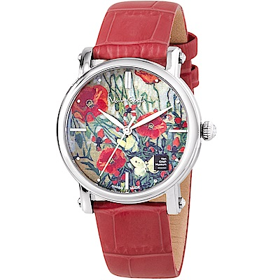 梵谷Van Gogh Swiss Watch梵谷經典名畫女錶(Lady 15)