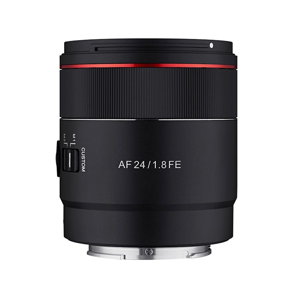 SAMYANG  AF 24mm F1.8 FE FOR SONY自動對焦 廣角定焦鏡頭 (公司貨)