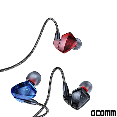 GCOMM 耳掛式造型運動立體聲耳機 Joy Shield