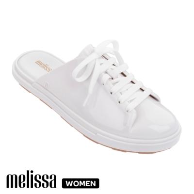 潮流Sneaker 經典穆勒休閒鞋 白