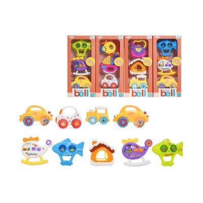 Playful Toys 頑玩具 嬰兒搖鈴(三合一搖鈴組)